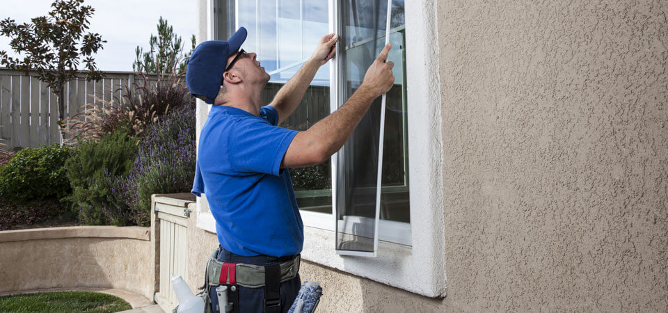Door and window maintenance